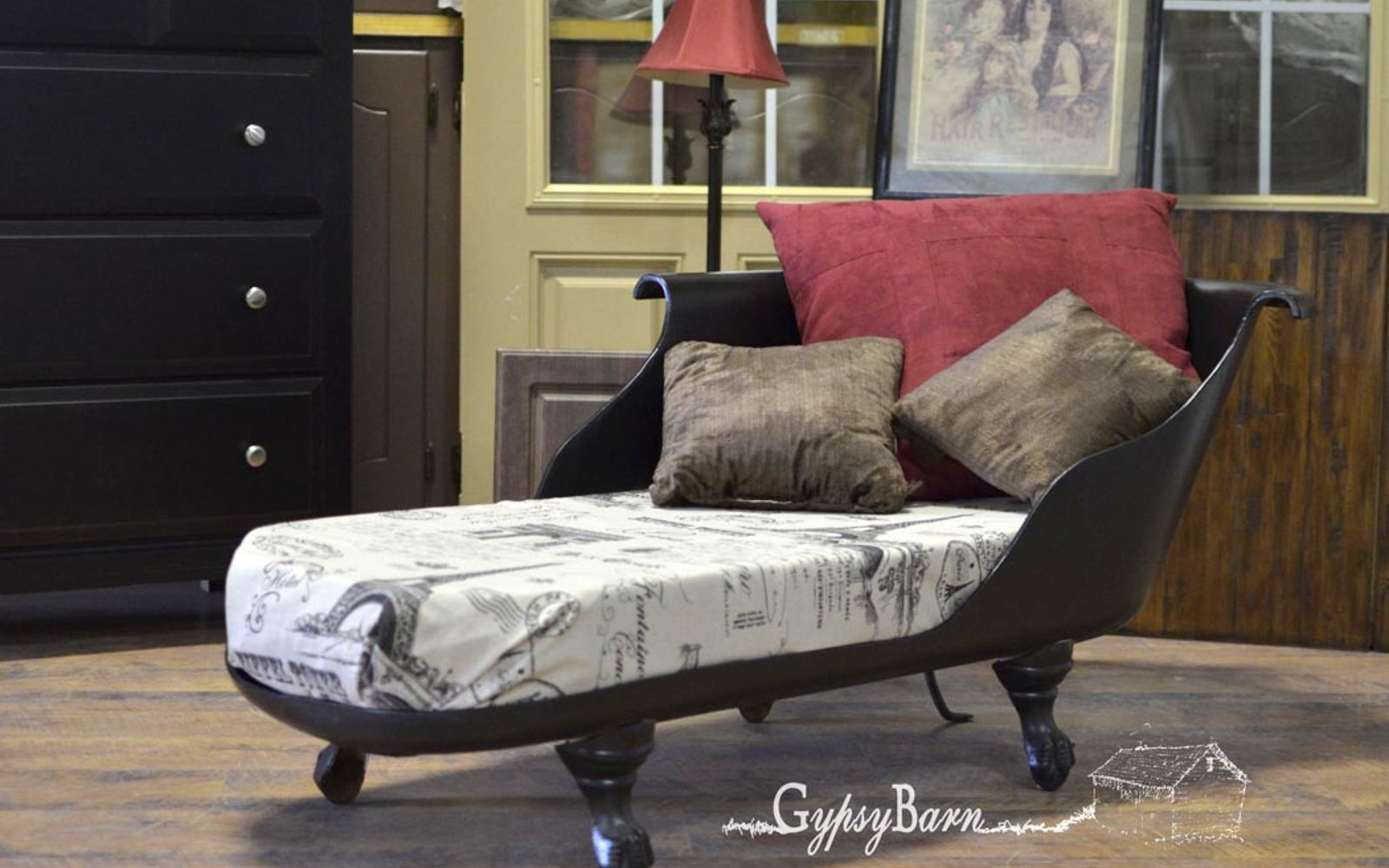 s 11 easy ways to refresh your old bathtub, Make A Clawfoot Lounge