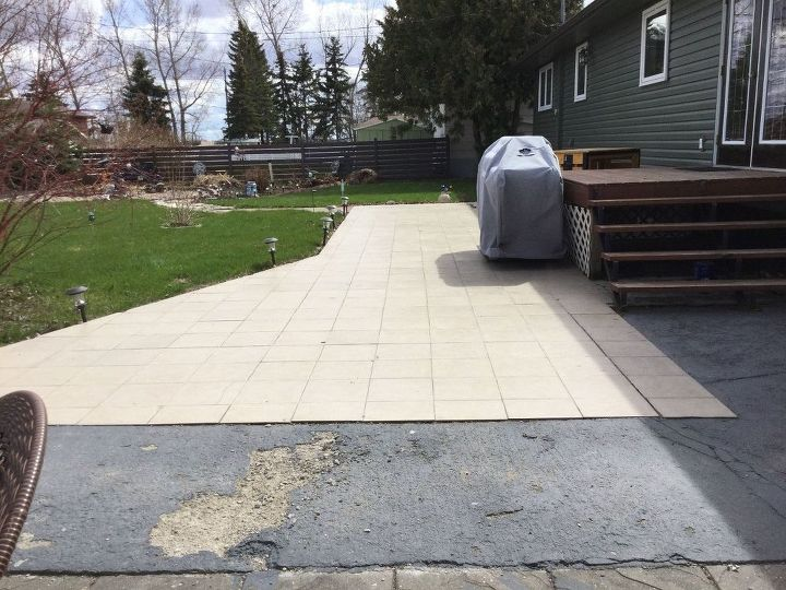 q what ideas are there for covering an outside ceramic tile patio - What Ideas Are There For Covering An Outside Ceramic Tile Patio