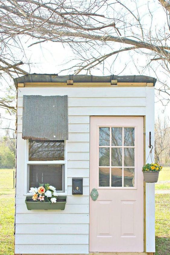 diy little girl s playhouse for 300