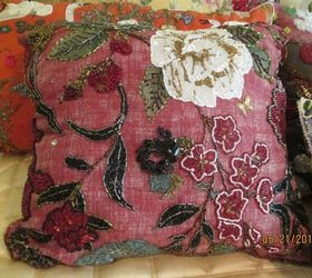 Beading Decorative Pillows
