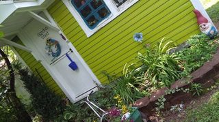 , I am currently repainting remodeling it It used to be a playhouse that was built to match our house in early 1900s
