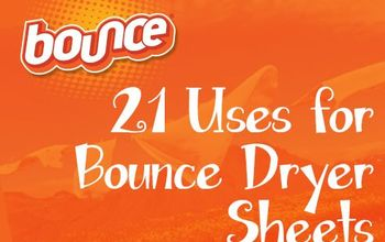21 Uses for Bounce Sheets
