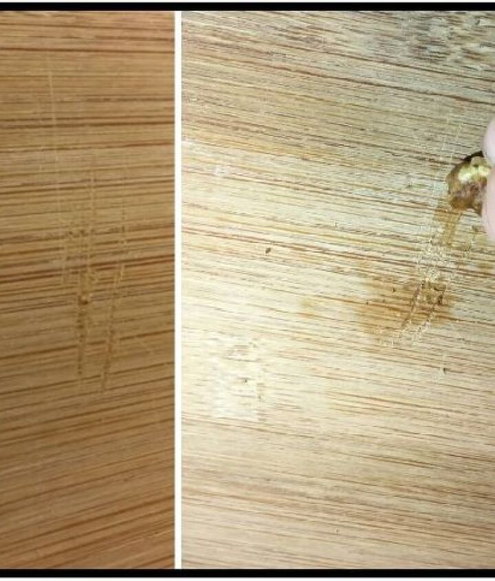 s 30 tricks to help you fix the wood in your home, Crack A Walnut To Take Out Scratches On Wood