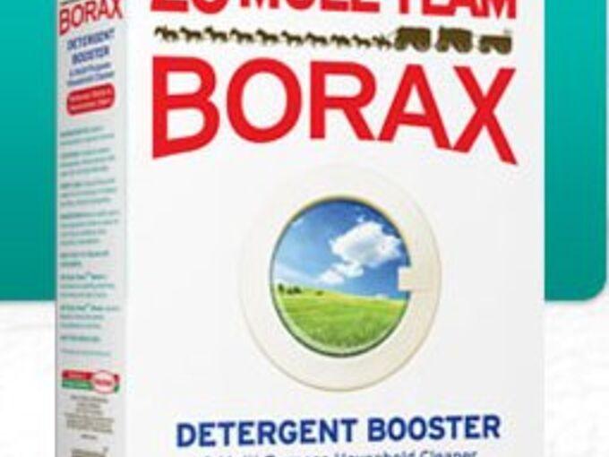 10 uses for borax
