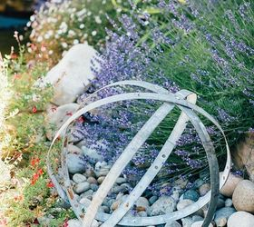 Garden Ideas For Fall Part - 45: Put A Wine Barrel In The Center Of The Garden