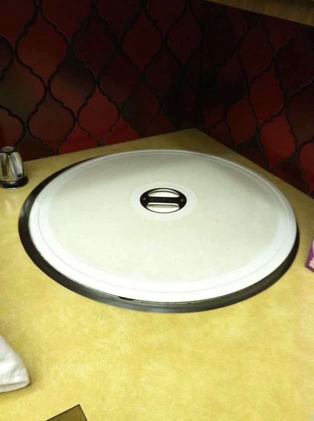 q what to do with round dishwasher