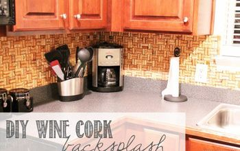 6 DIY Kitchen Backsplash Ideas