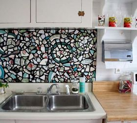 6 DIY Kitchen Backsplash Ideas | Hometalk