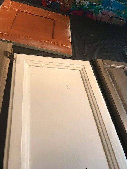 ideas to repurpose old cabinet doors into beautiful home decor