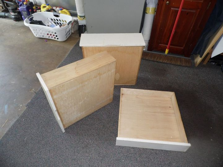 q found three drawers in neighbors trash what can i make with them