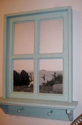 How can I DIY a fake window above my sink?   Hometalk