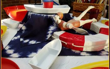 Quick and Easy Life Preserver Craft