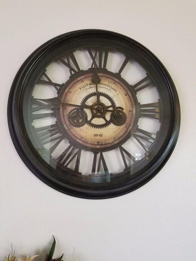 q wall clock fix