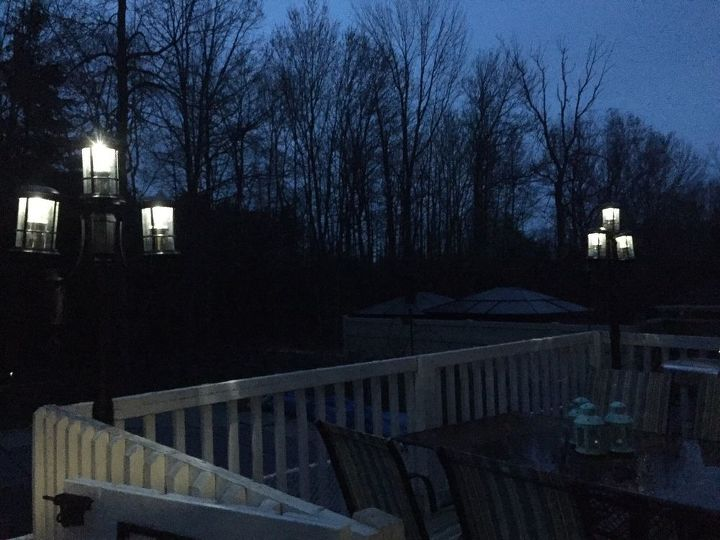 go green with 40 solar lights