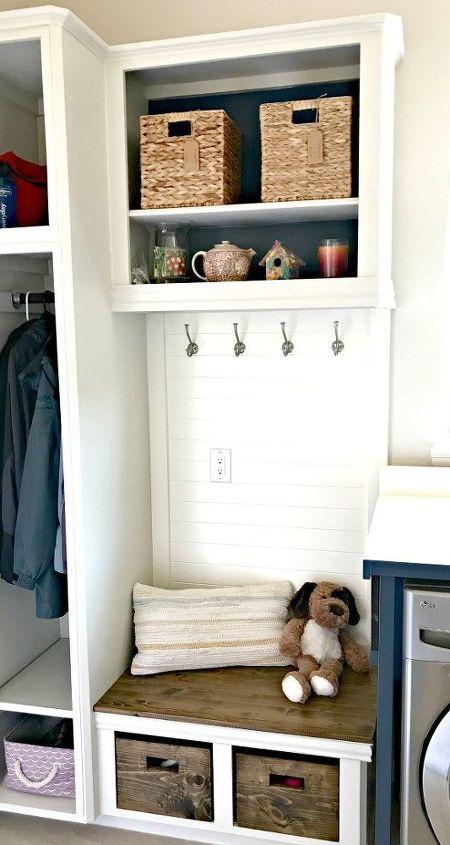 Http Abbottsathome Com 2017 05 Diy Mudroom Ideas Laundry