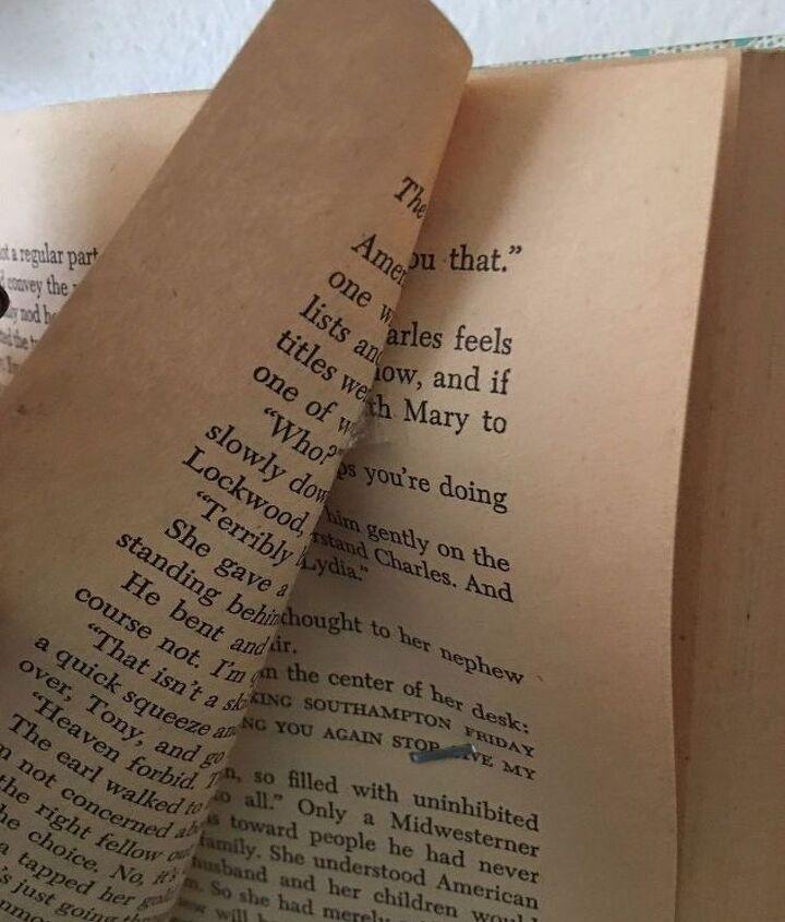 diy book wall tutorial