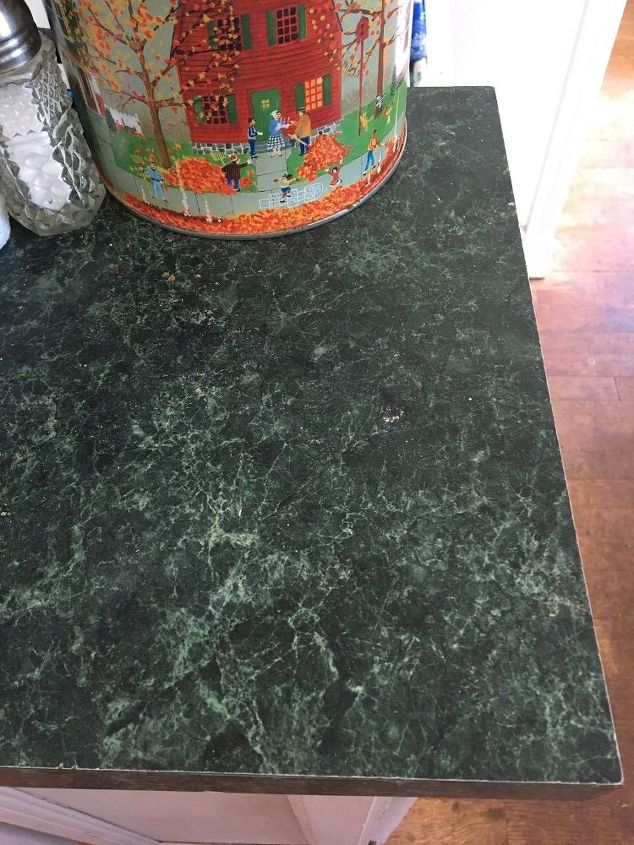 q we have laminate counter top that we don t like any ideas as to what