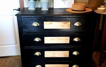 antique dresser flip