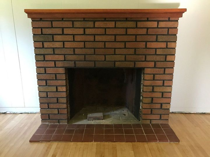 q what to do with my fireplace