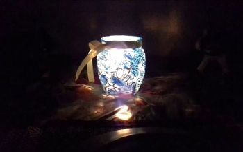 Mason Jar Crafts For Fall | Tricky Light Up The Candle | DIY Crafts