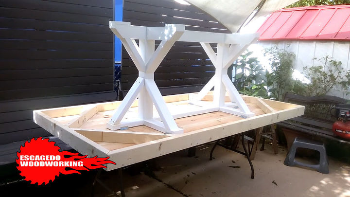 Table base and legs