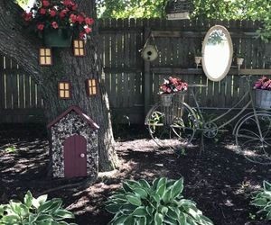 Hollow Tree to Fairy Tree | Hometalk on