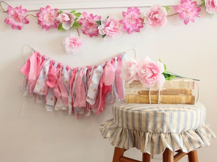 s post, This stunning card stock garland