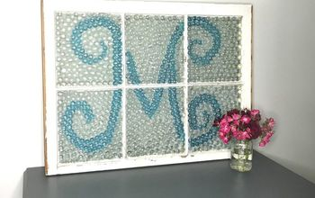 Grout-less Mosaic-Inspired Window