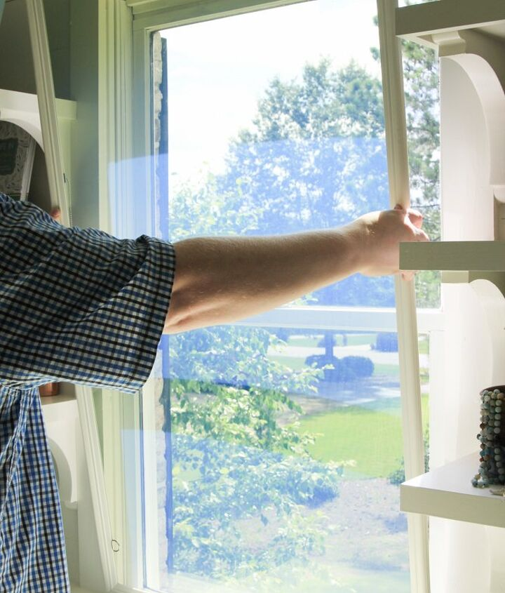 the simple cure for drafty windows