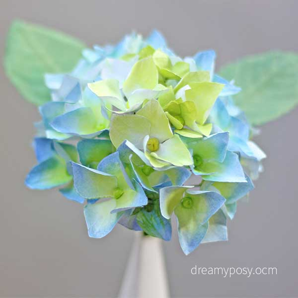 Diy hydrangea flower from printer paper free template and tutorial diy hydrangea flower from printer paper free template and tutorial mightylinksfo