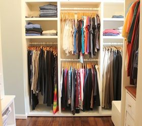 Beau Diy Master Bedroom Closet Makeover On A Budget