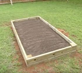 Super Easy Diy Raised Garden Bed ...
