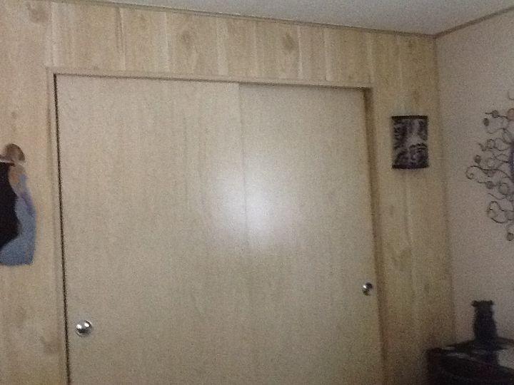 q what can i do with this awful paneling
