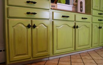kitchen cabinets tutorial
