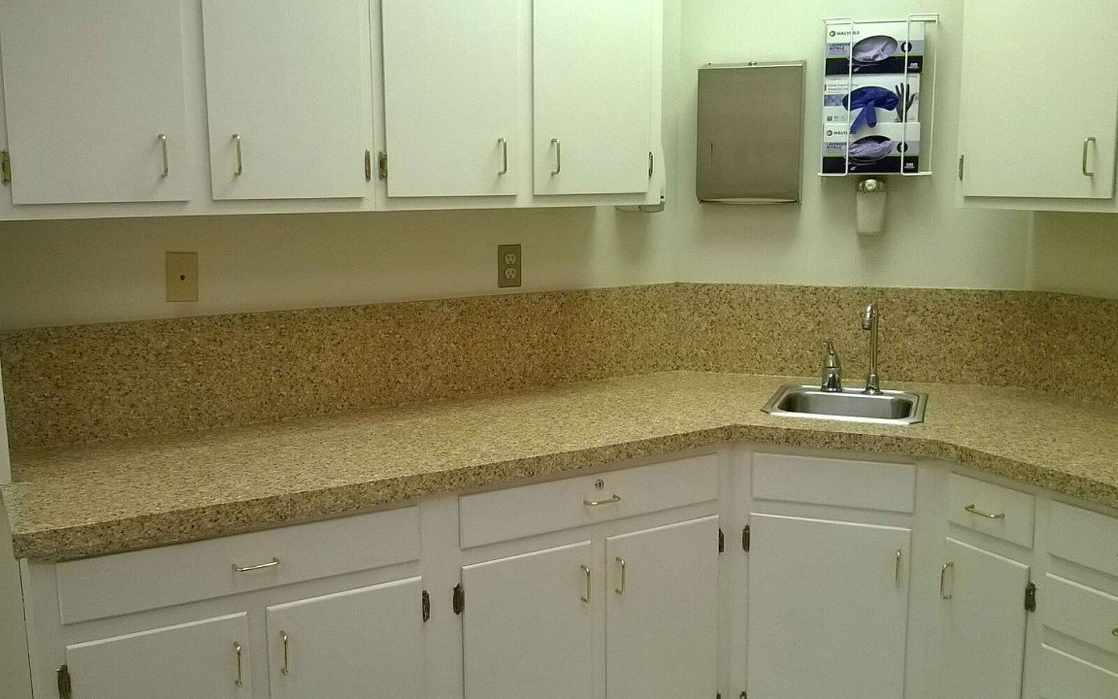 s 31 astounding things you didn t know you could do with contact paper, Fake a marble kitchen countertop
