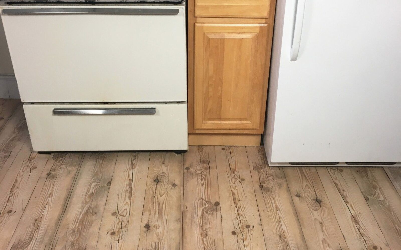 s 31 astounding things you didn t know you could do with contact paper, Redesign your floor on a budget