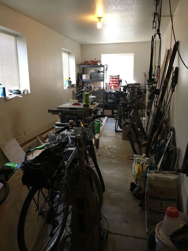 q help need ideas for organizing my garage