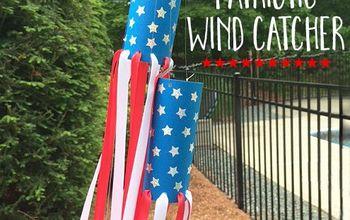 Patriotic Wind Catcher