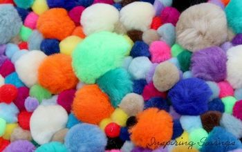 How To Make A  Pom Pom Rug
