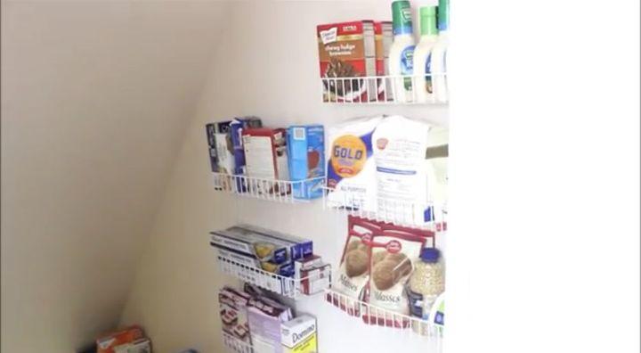 diy pantry for just 11