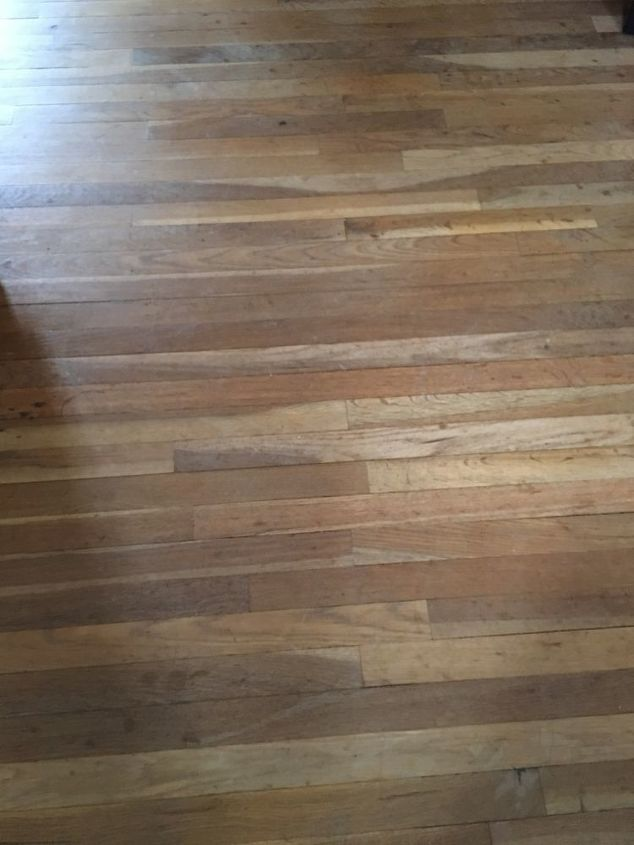 q wood floor