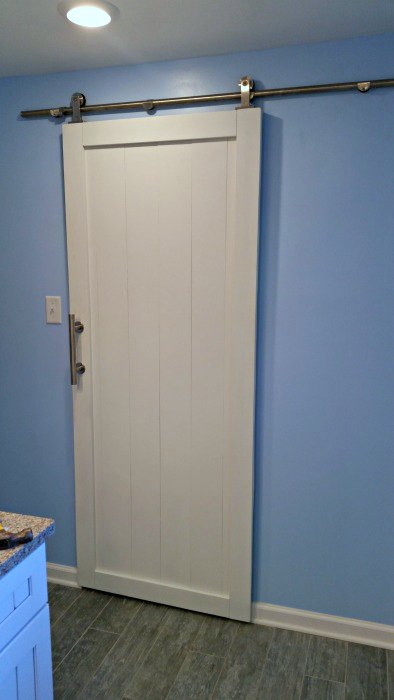 How To Build Your Own Interior Barndoor Hometalk