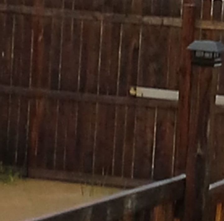 q what can i do with a backyard that floods