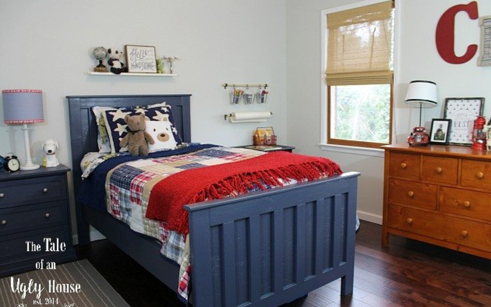 s 15 makeovers that will make you rethink your bedroom, Rip Up Flooring To Remodel A Colonial