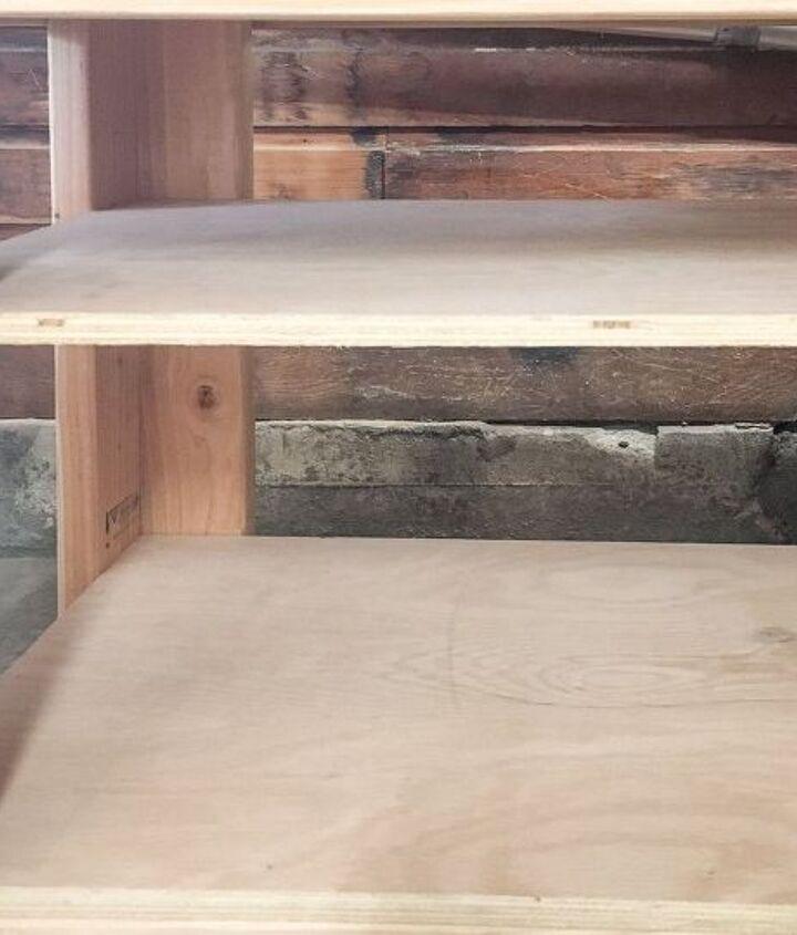 miter saw stand with storage