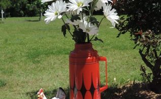 clever flower vases and containers for your summer bouquets