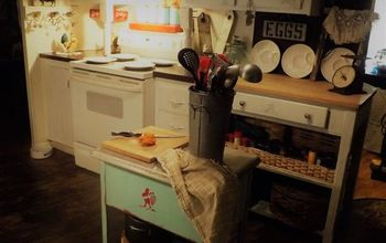 A Kitchen Makeover With My Grams in Mind