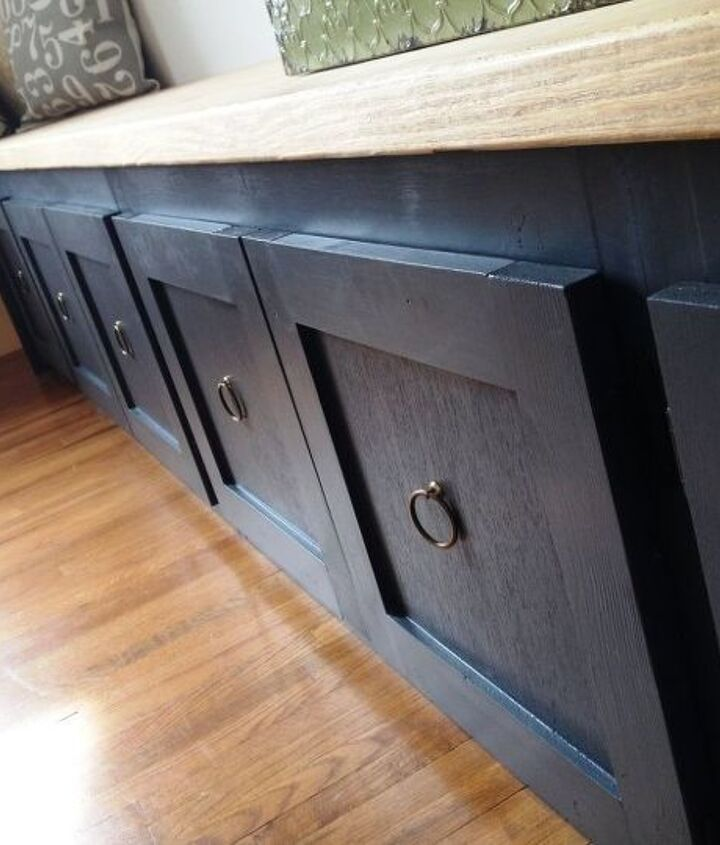 s 23 surprising uses for curtain rings, Try this decorative drawer pull hack