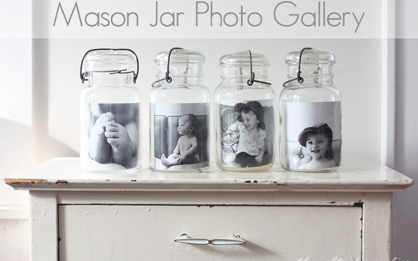 s 30 great mason jar ideas you have to try, Elegant Simple Photo Gallery