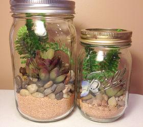 Mason Jar Ideas Part - 49: 30 Great Mason Jar Ideas You Have To Try Hometalk